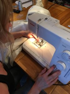 Indrid Sewing Roman Blinds